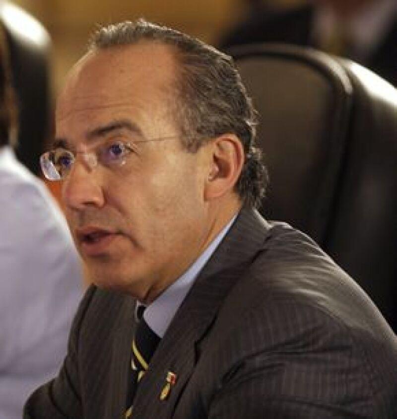 El presidente de México viajará esta semana a Suiza para participar en las conferencias.