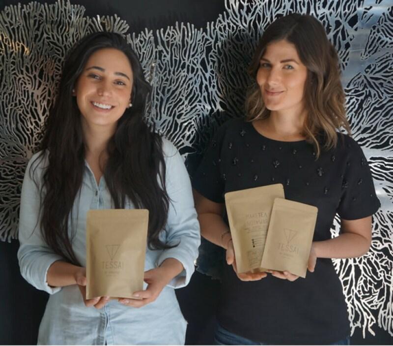 Ellas son Carolina Lozano y Michelle Ronay