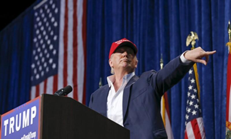 Trump ha hecho declaraciones que han consternado a la comunidad musulmana y a los afroamericanos. (Foto: Reuters)
