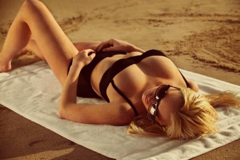La actriz interpretará a una surfer por lo que necesitará una doble para las escenas en las olas.