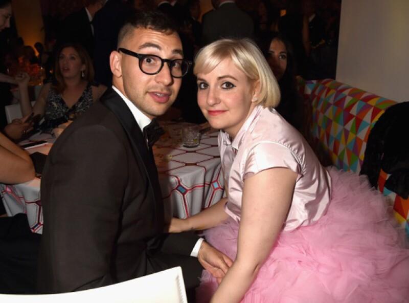 La actriz y creadora de la serie Girls podría casarse muy pronto con el músico Jack Antonoff, pues dijeron que lo harían en cuanto se legalizara el matrimonio gay como apoyo a sus amigos.