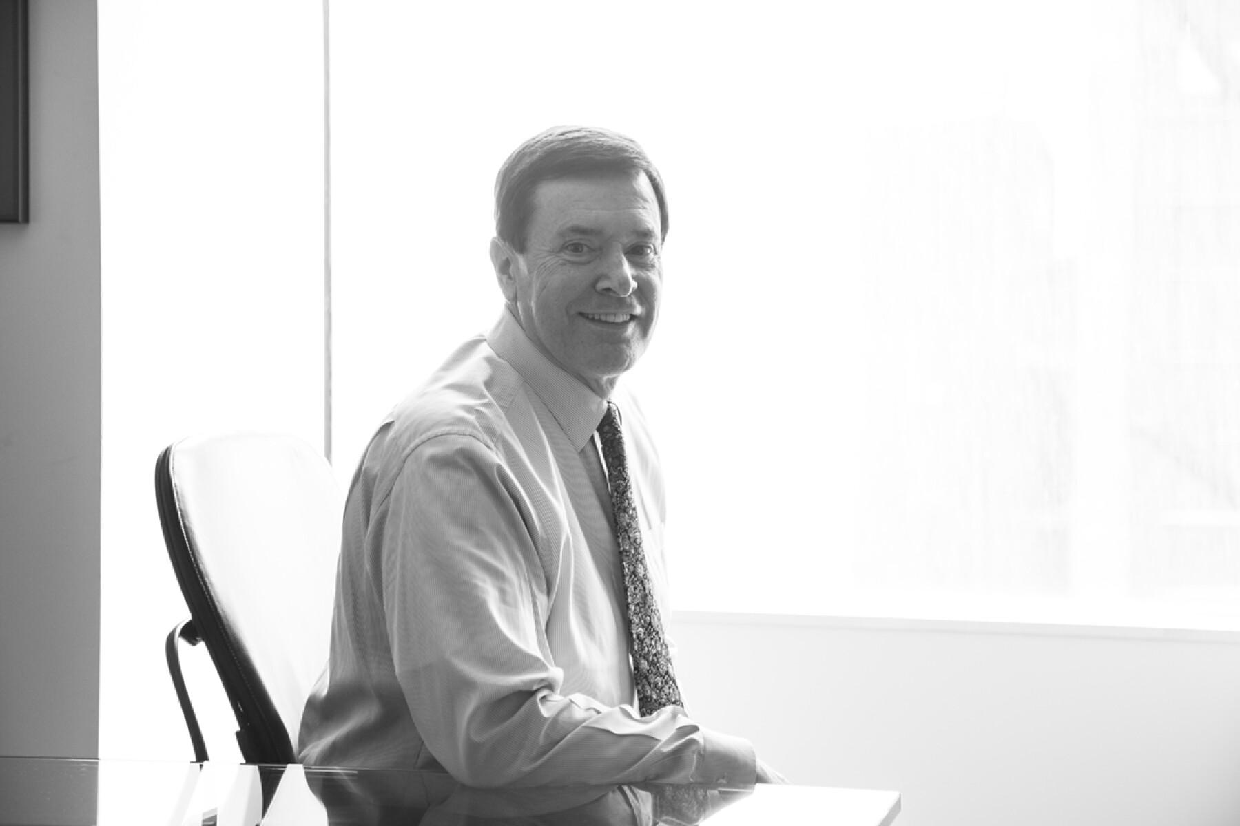 Gerald Rick Ricker, director general.