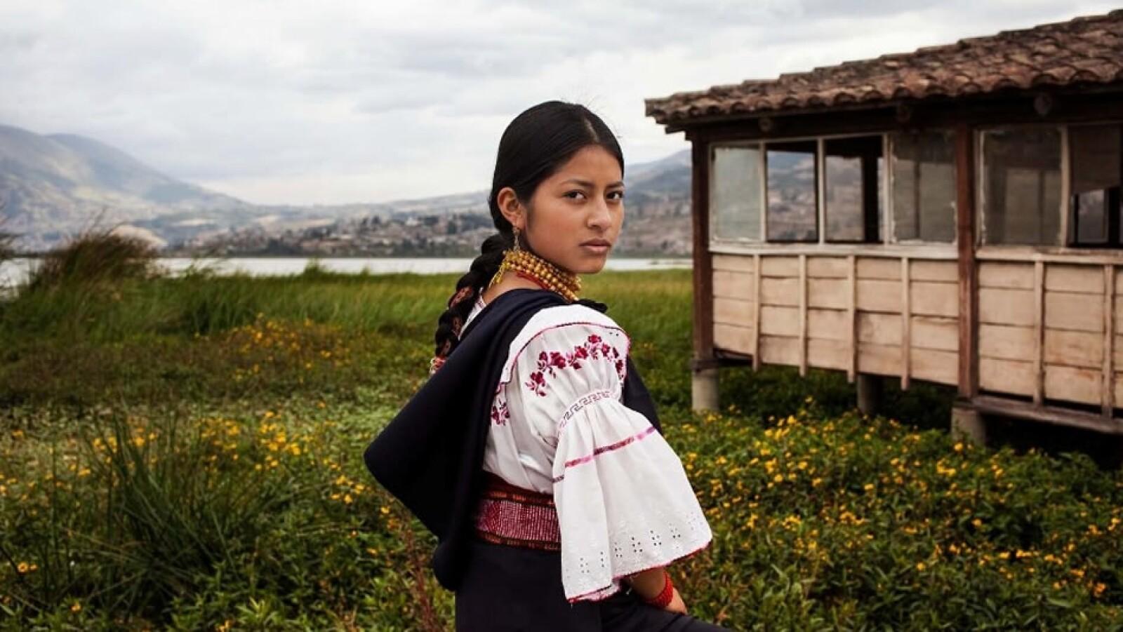 mujer ecuador