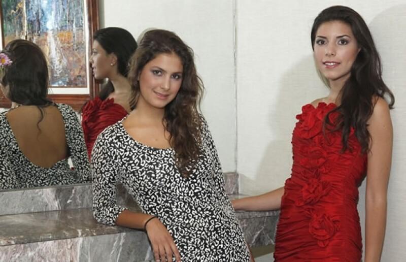 María José García Margaín y Marissa Zaldívar Orúe