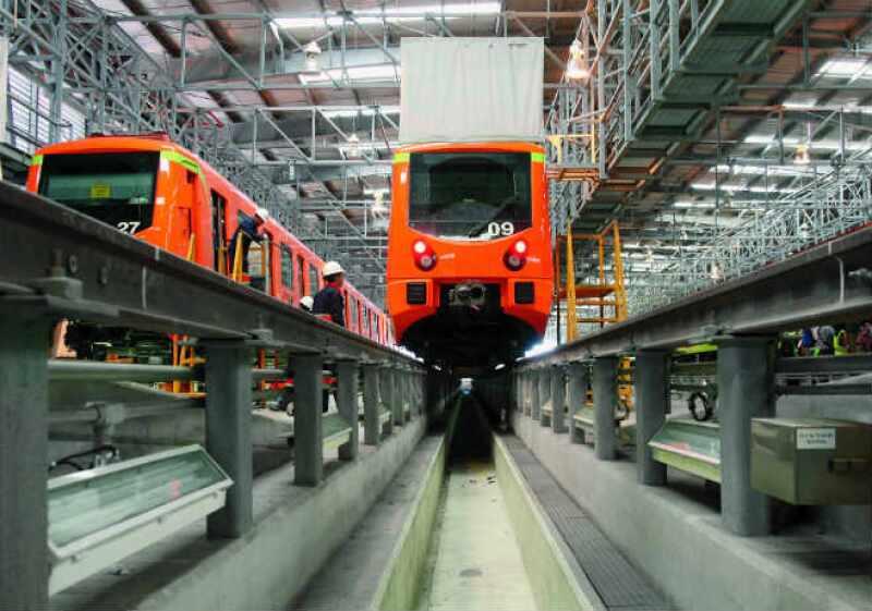 L�nea 12 metro Cd M�dico