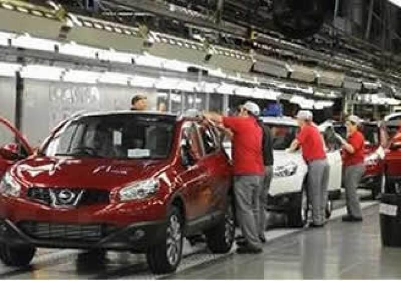 La producción de los Altima y los Sentra podría ser afectada por Hitachi. (Foto: Reuters)