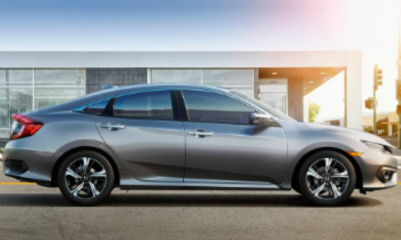 El lujo que presume este Civic 2016 es parte de la tendencia de Honda por apostar a consumidores de gama alta. (Foto: Honda/Cortesía )