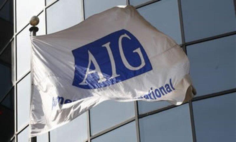 El Gobierno estadounidense comprometió hasta 182,000 millones de dólares en ayuda a AIG. (Foto: AP)