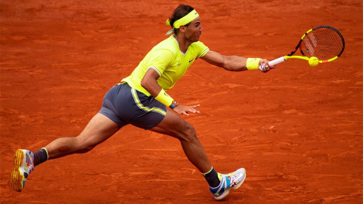 Los tenis que uso Rafael Nadal en Roland Garros están a la venta