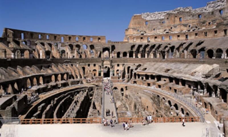 El contrato permite a Tod's poner su marca en las entradas al imponente monumento romano y en la zona de obras. (Foto: Thinkstock)