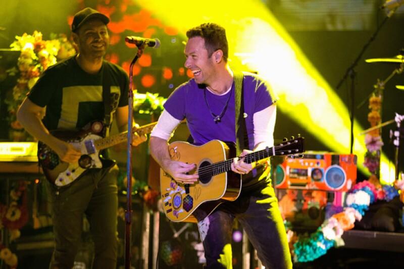 Faltará ver si Coldplay y Beyoncé logran batir el récord que Katy Perry rompió el año pasado con su show.