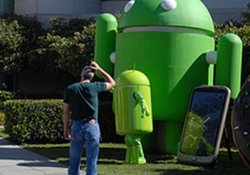 Android se ha vuelto la carta fuerte de la empresa, junto con las aplicaciones. (Foto: Fortune)