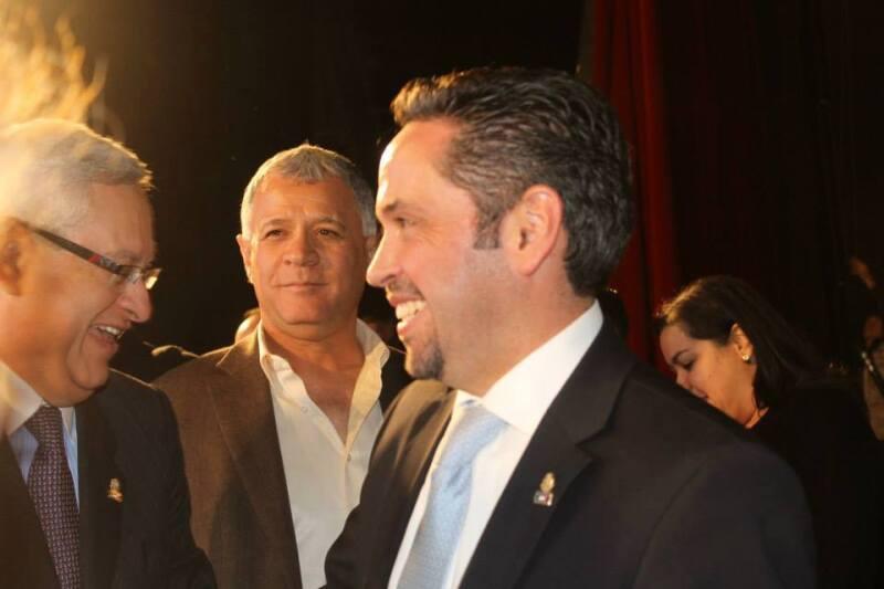 La última vez que coordinó una campaña fue la de Luis Felipe Bravo Mena en 2011, cuando el panista perdió por una diferencia superior a los dos millones de votos. (Foto: Facebook/Alejandro Rivadeneyra)