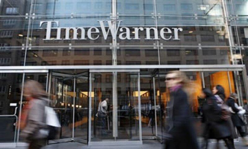 Los ingresos de Time Warner aumentaron 10% a 7,030 mdd. (Foto: AP)