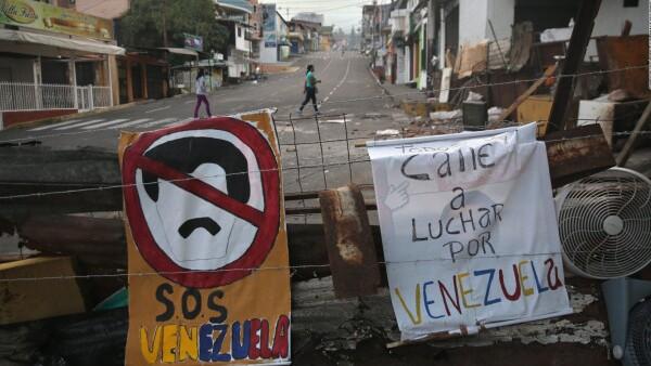 Las razones detrás de la crisis venezolana