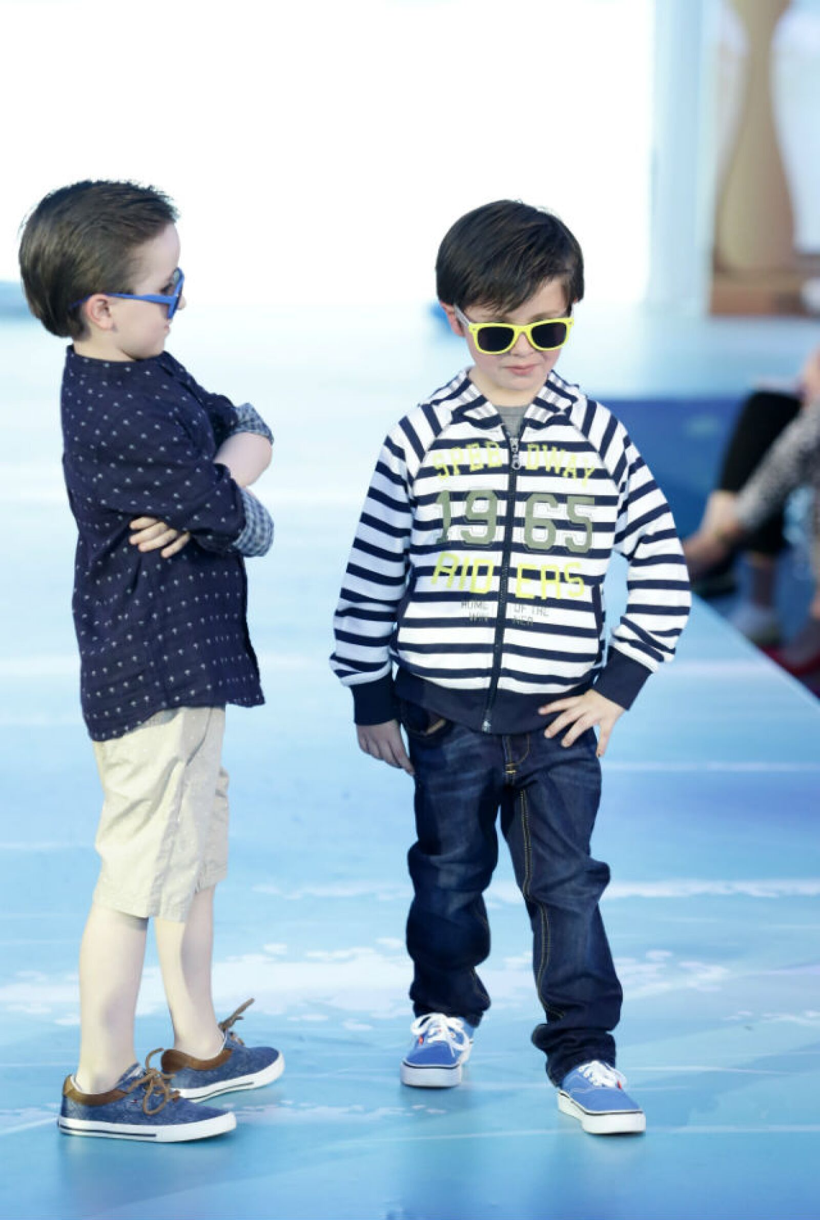 Pasarela del Fashion Fest Kids.