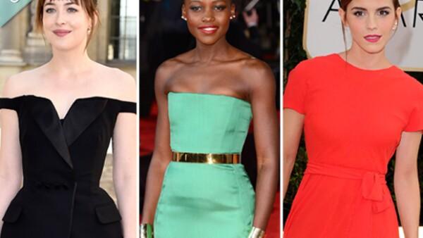 Estas actrices de Hollywood se han lucido en los diseños de Dior en las red carpets de los mejores eventos y se ven espectacular.