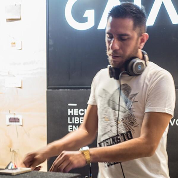 DJ Blohm Voss
