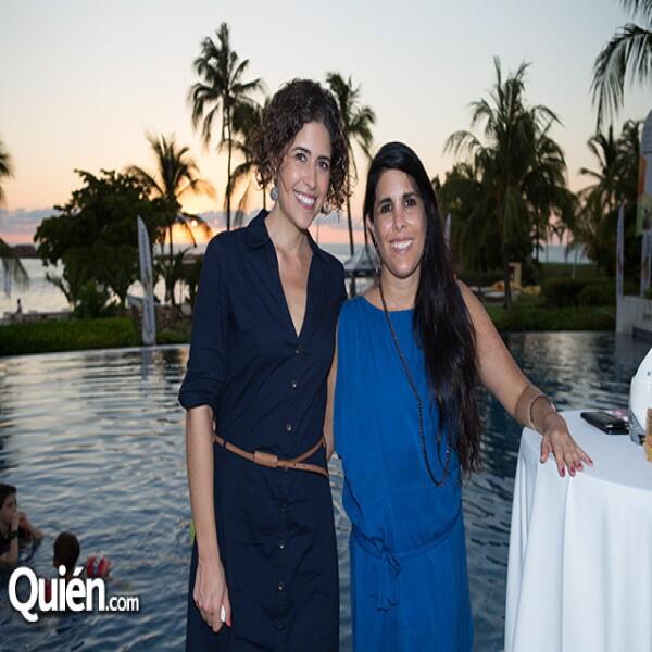 Paulina Feltrin,Ana Paula Dominguez