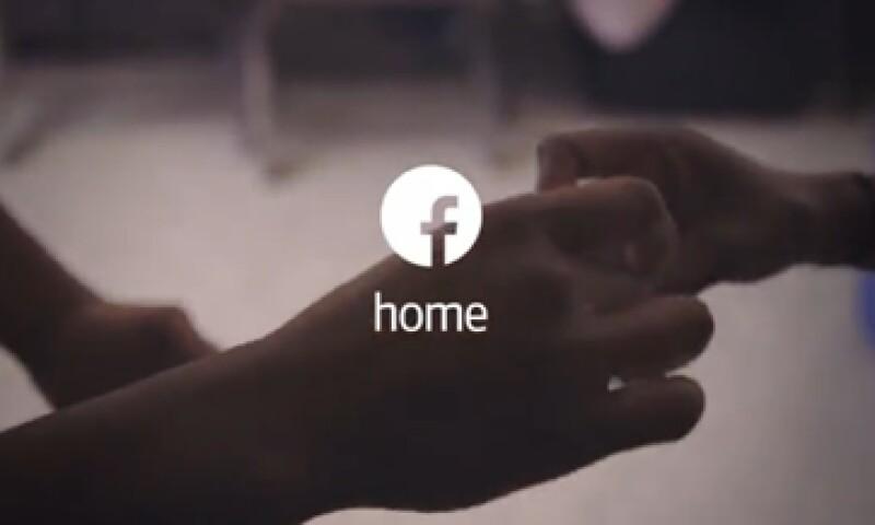 Facebook Home hace a Zuckerberg dependiente de Android, que es propiedad de uno de los mayores rivales de Facebook: Google. (Foto: Especial)