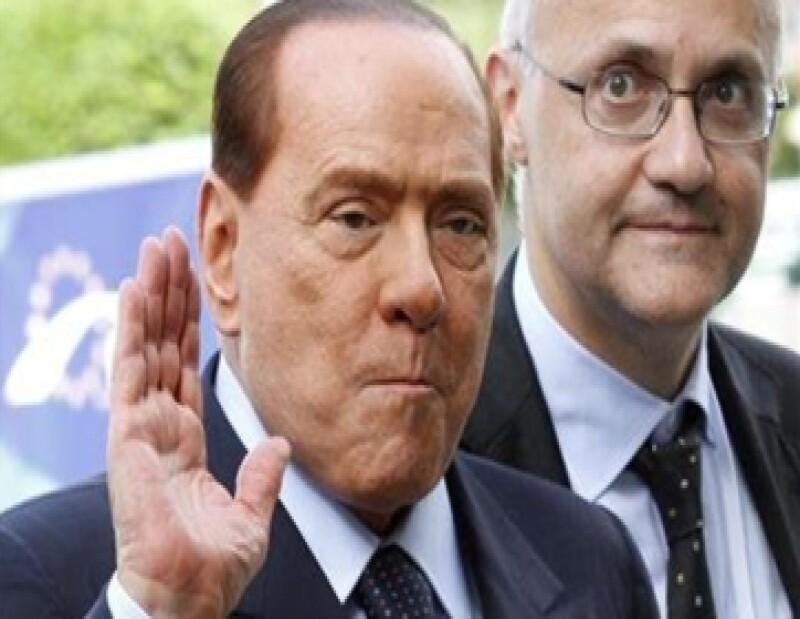 El exministro de Italia continúa con su travesía legal .
