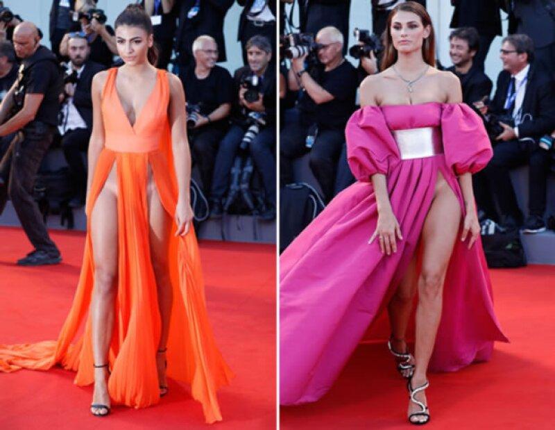 Bella Hadid y Kendall Jenner han adoptado estos diseños que se vieron este fin de semana en el Festival de Cine de Venecia. ¿Te atreverías a llevarlos?