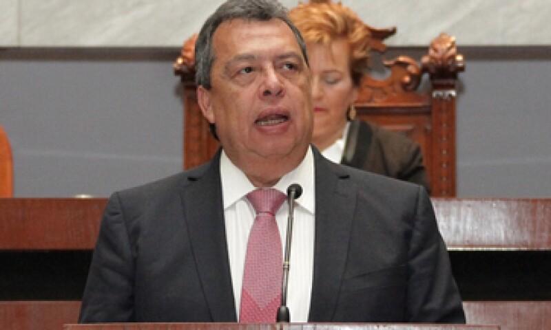 Ángel Aguirre instruyó que se giren las órdenes de presentación. (Foto: Notimex)
