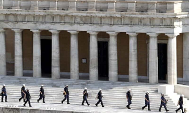El Gobierno griego reveló que no alcanzará sus objetivos presupuestarios este año ni en 2012. (Foto: Reuters)