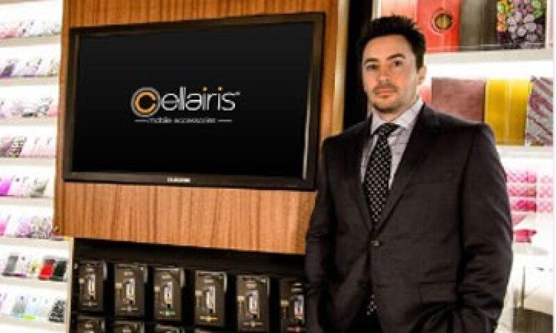 Joseph Brown, al frente de Cellairis, busca candidatos con juicio para tomar decisiones. (Foto:CNNMoney )