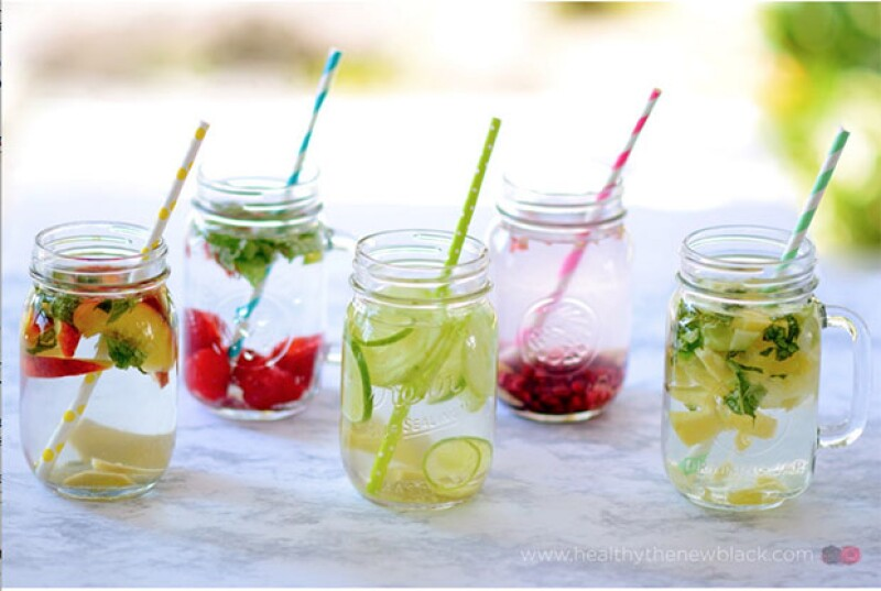 ¿No te gusta tomar agua simple? No te preocupes, con estas infusiones, mantenerte hidratado no será un problema.