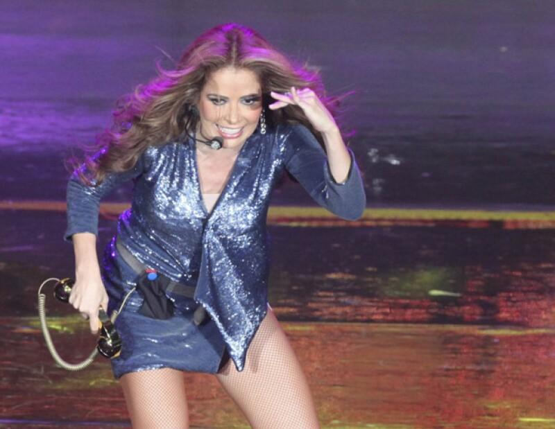La cantante mexicana se presentará en el próximo Festival Internacional de la Canción de Viña del Mar, informaron ayer los organizadores del certamen chileno que se realiza en febrero de cada año.