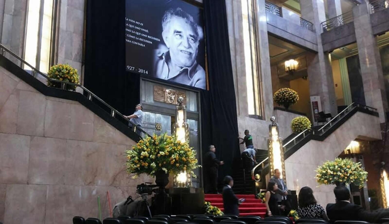 García Márquez homenaje 1