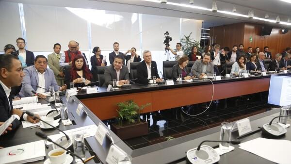 Comisiones discuten Guardia