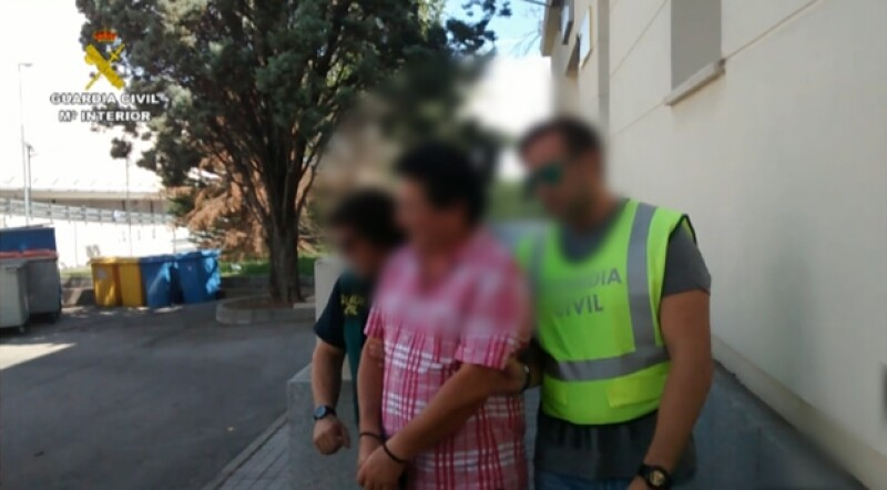 mexicano detenido España narcotráfico