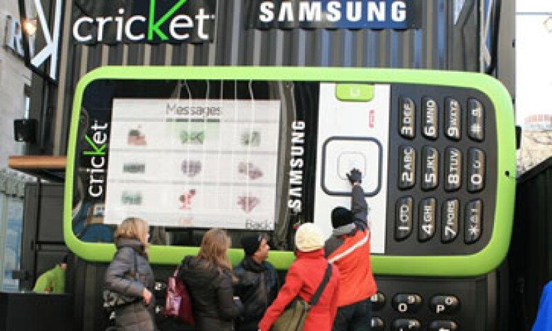 Samsung Electronics vendió el año pasado 327.4 millones de dispositivos, más que en 2010. (Foto: AP)