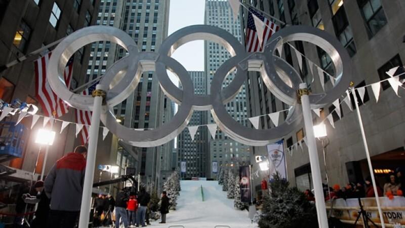 sochi aros juegos olimpicos invierno