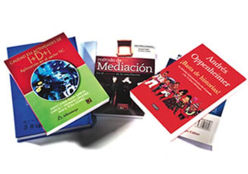 Lecturas recomendadas. (Foto: Manufactura)