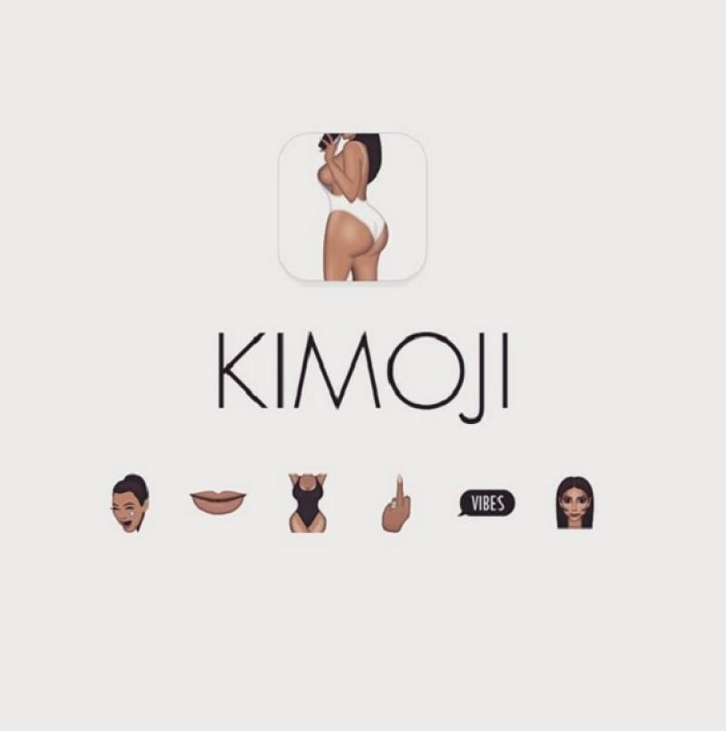 Estos son los nuevos emojis que compartió en su perfil de Instagram.