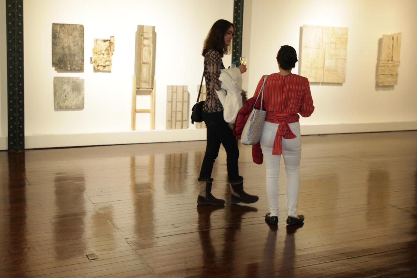 Exposición Paloma Torres UDLAP Puebla