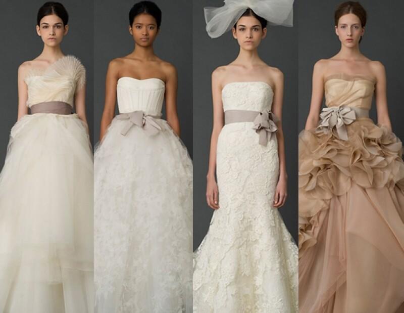 545f49279 Top 5  Diseñadores de vestidos de novia