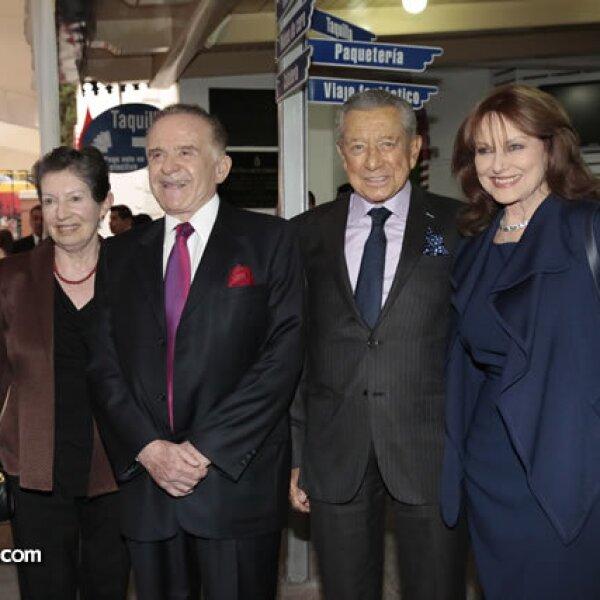 Michelle Rabner,Mario Rabner,Miguel Alemán Velasco,Christiane Magnani