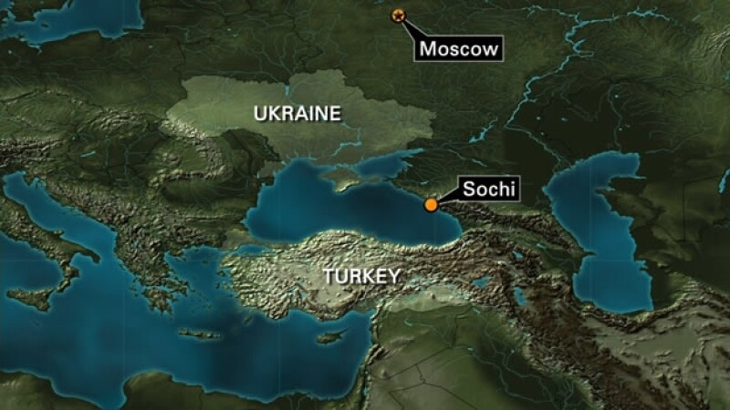 secuestro avión Turquía mapa