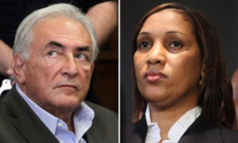 Nafissatou Diallo acusó en 2011 que el entonces jefe del FMI intentó atacarla sexualmente.  (Foto: Reuters)