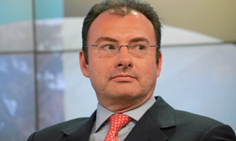 Videgaray explicó que para acometer la reforma será necesario cambiar el marco legal. (Foto: World Economic Forum)