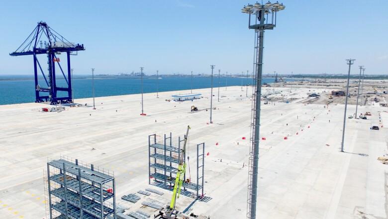 Modernización del Puerto de Veracruz, a detalle