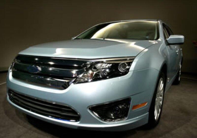 El modelo Fusion tiene una alta demanda en el mercado automotriz estadounidense. (Foto: Archivo AP)
