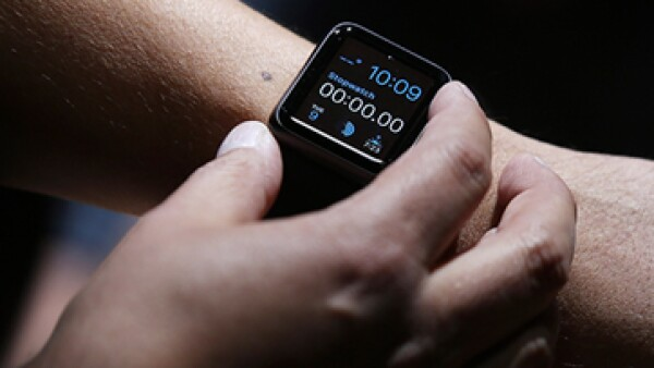 Hasta ahora, Apple solo ha utilizado el zafiro en su reloj inteligente Apple Watch. (Foto: Getty Images)