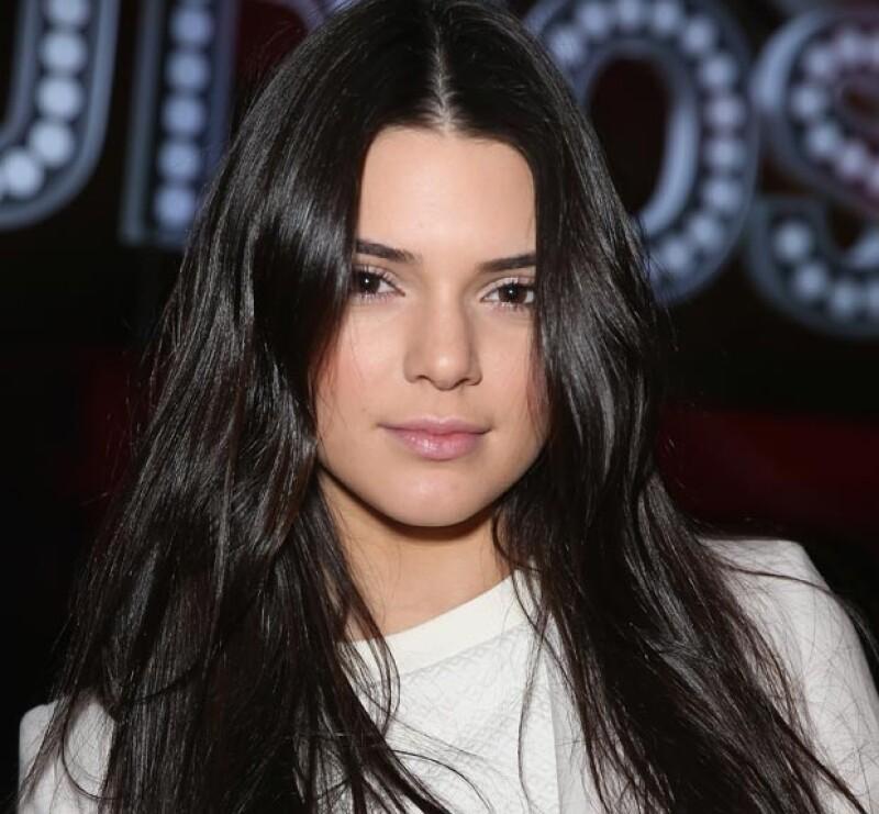 Kendall es la más natural del clana Kardashian-Jenner, su belleza radica en la simplicidad.