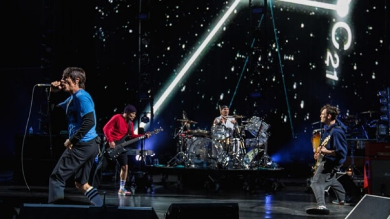 Red Hot Chili Peppers Archivo
