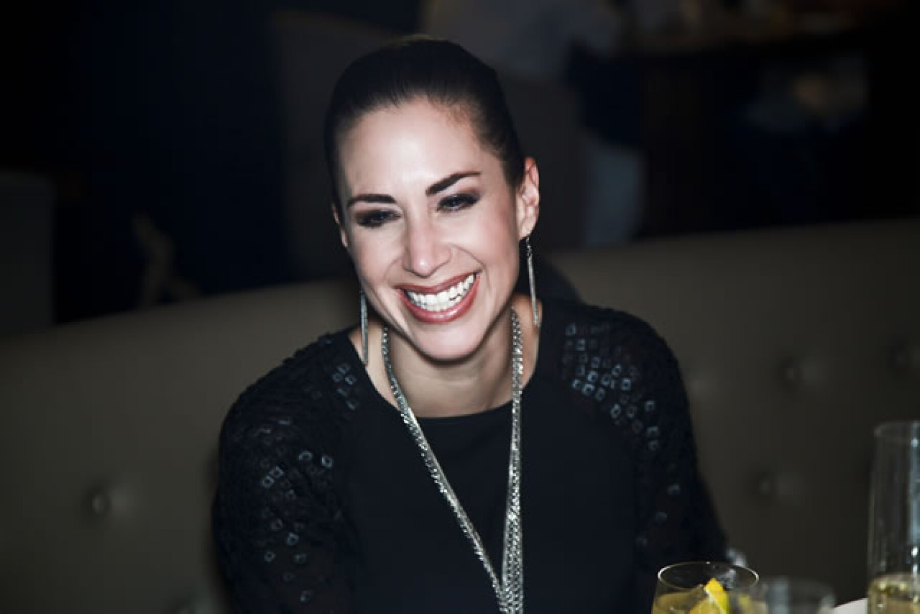Martha Guzmán.